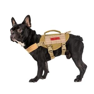tactical dog harness for small dogs