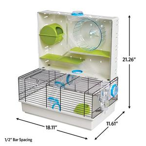 Arcade Hamster Home