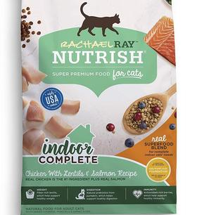 super premium cat food rachael ray nutrish chicken with lentils and salmon recipe
