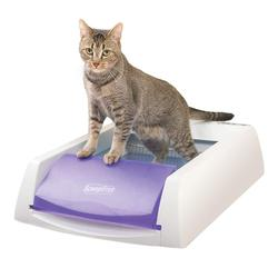 best selling self-cleaning cat litter box