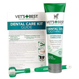 Vet's Best Enzymatic Dog Toothpaste