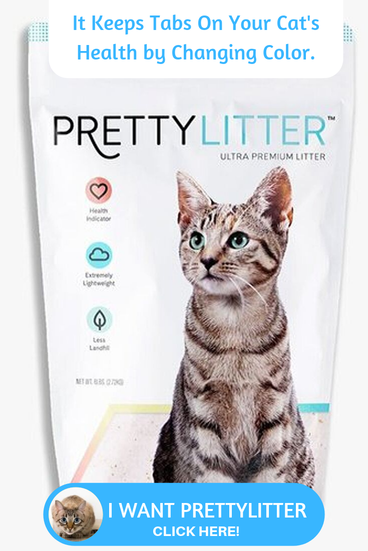 PrettyLitter Ultra Premium Cat Litter