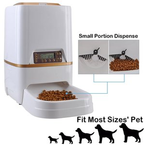 automatic dog feeder