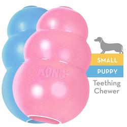kong puppy chew toy