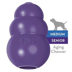 senior kong dogs toy