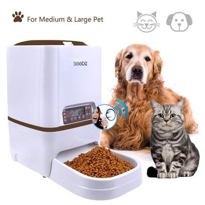 Automatic Dog Feeder by Iseebiz