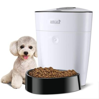 ROMEKER 4 Litre Automatic Dog Feeder