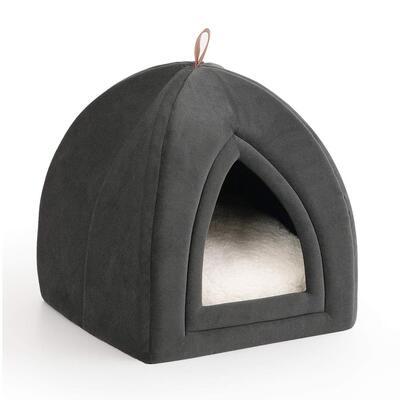 Petsure Tent Cave Bed for Cats