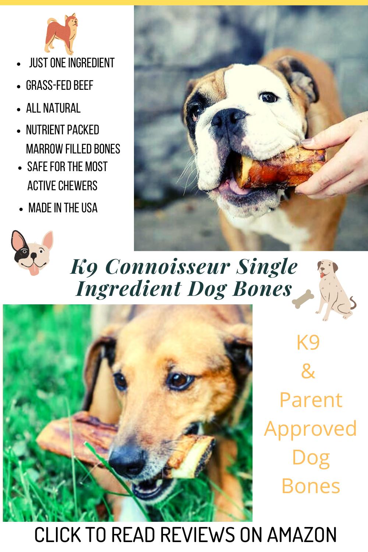 the best natural dog bones to buy