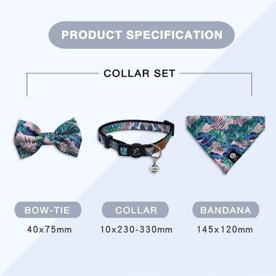 Cat Collar Set