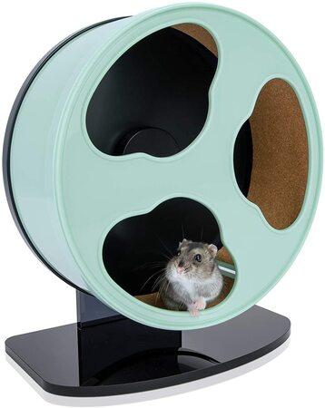 Hamster Running Wheel for Dwarf Syrian Hamsters