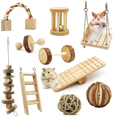 Hamster Wooden Chew Toys