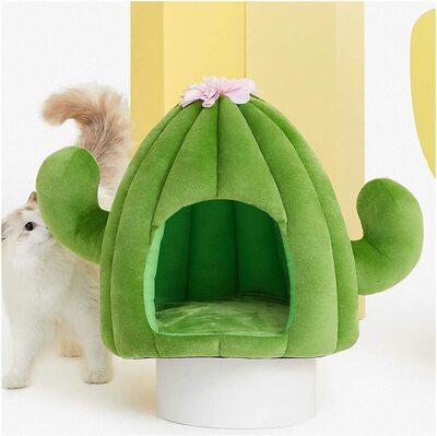 VETRESKA Cactus Cat Bed